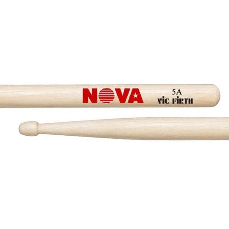 Baqueta NOVA 5A Madeira by Vic Firth