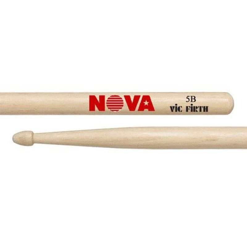 Baqueta NOVA 5B Madeira by Vic Firth