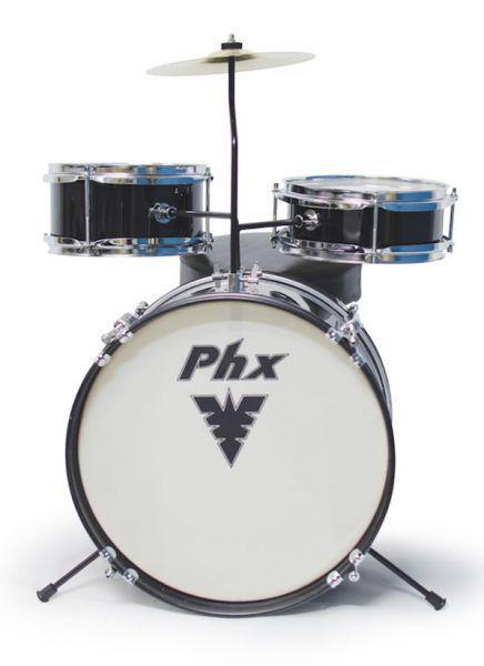 """Bateria Acústica PHX Infantil 14"""" BIP-14"""