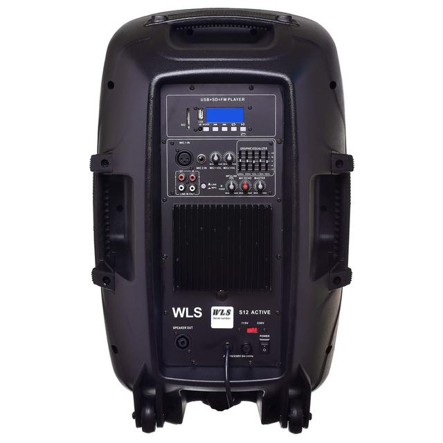 Caixa Acústica Ativa WLS S12