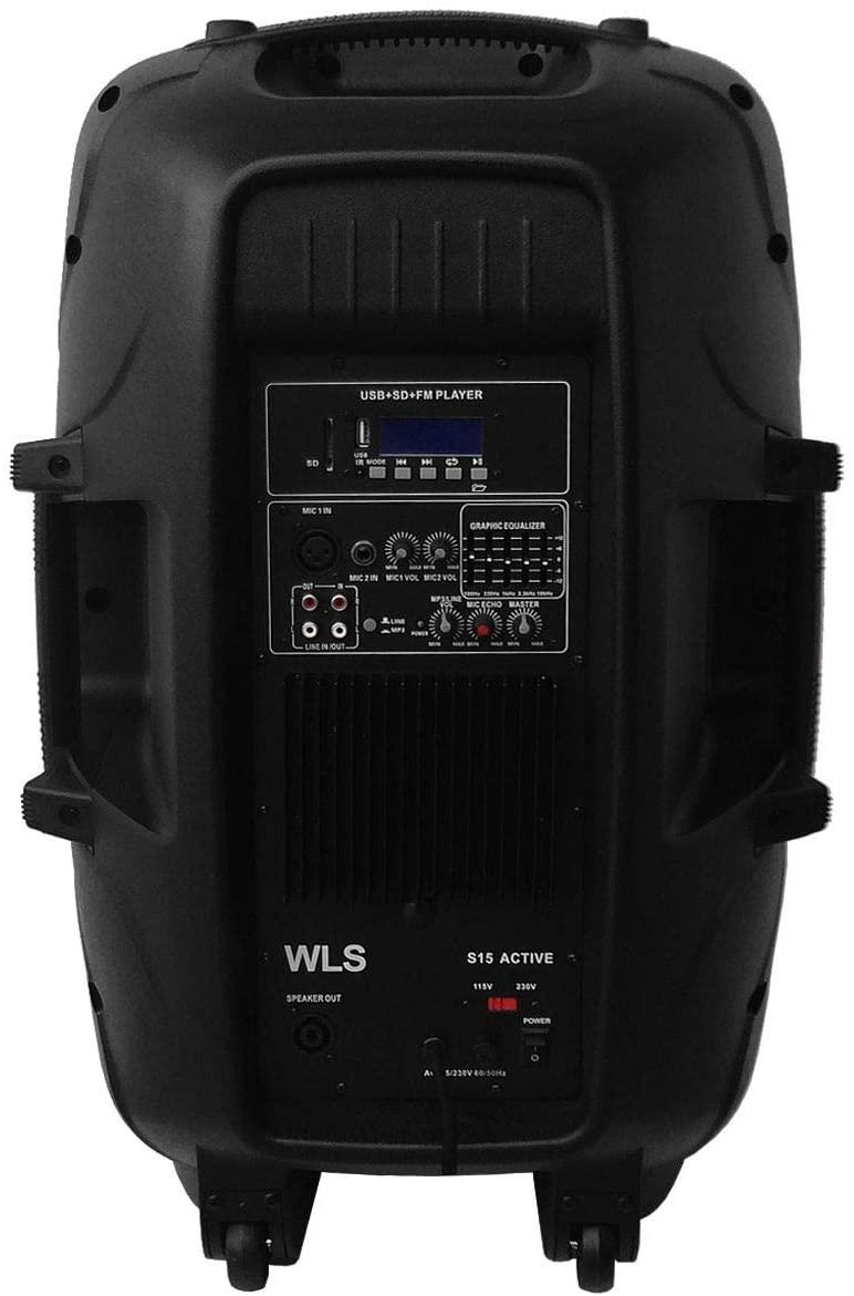 Caixa Acústica Ativa WLS S15