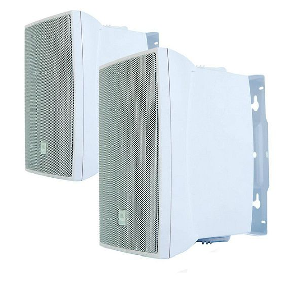 Caixa Ambiente JBL C521B Branca (Par)