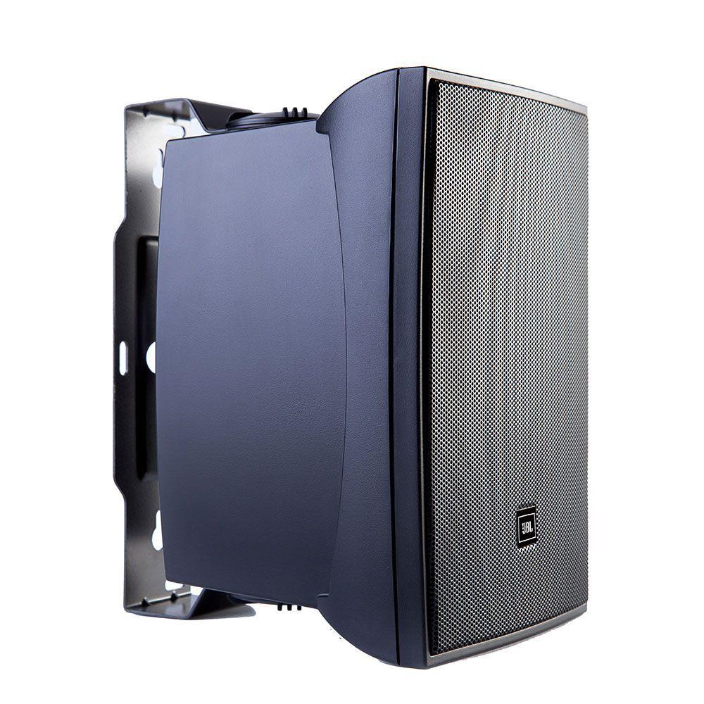 Caixa Ambiente JBL C521P Preta (Par)