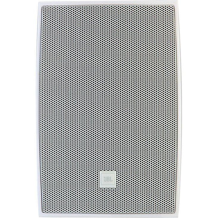 Caixa Ambiente JBL C621B Branca (Par)