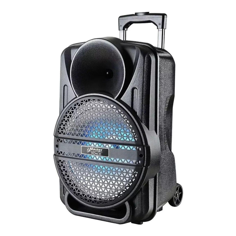 Caixa de Som Amplificada Bluetooth Master Voice MV12