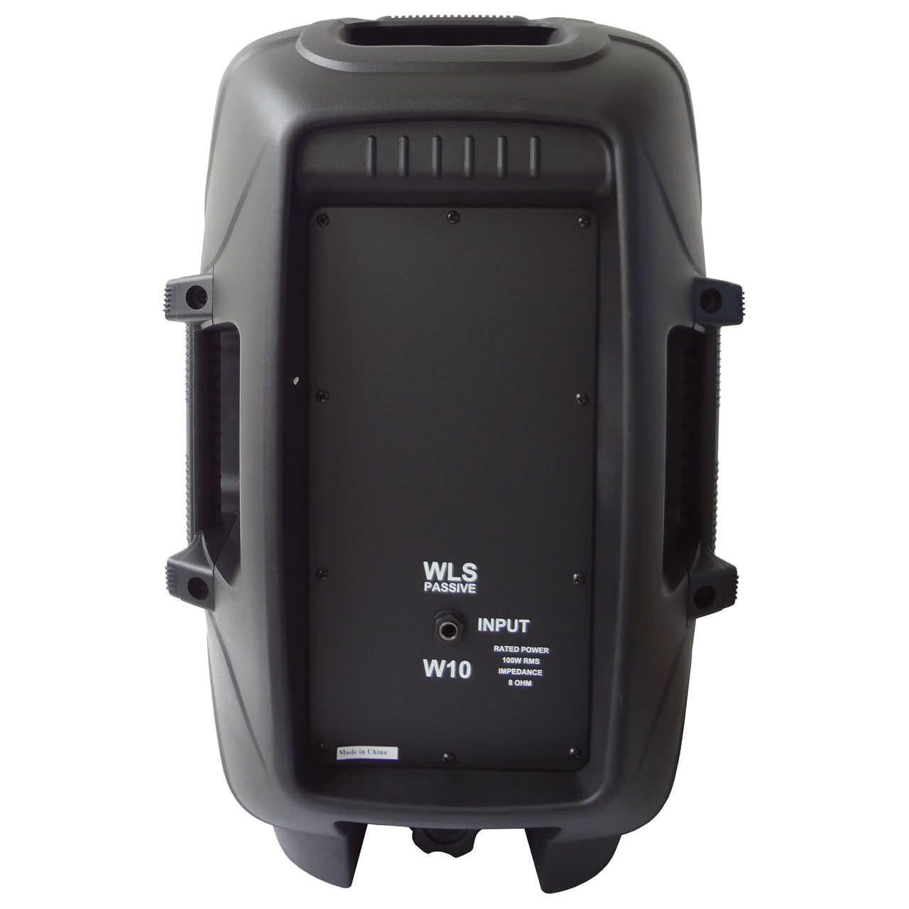 Caixa WLS W10 Passiva - BK