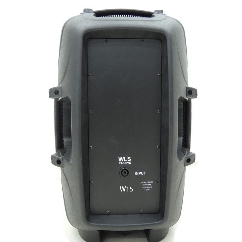 Caixa WLS W15 Passiva - BK