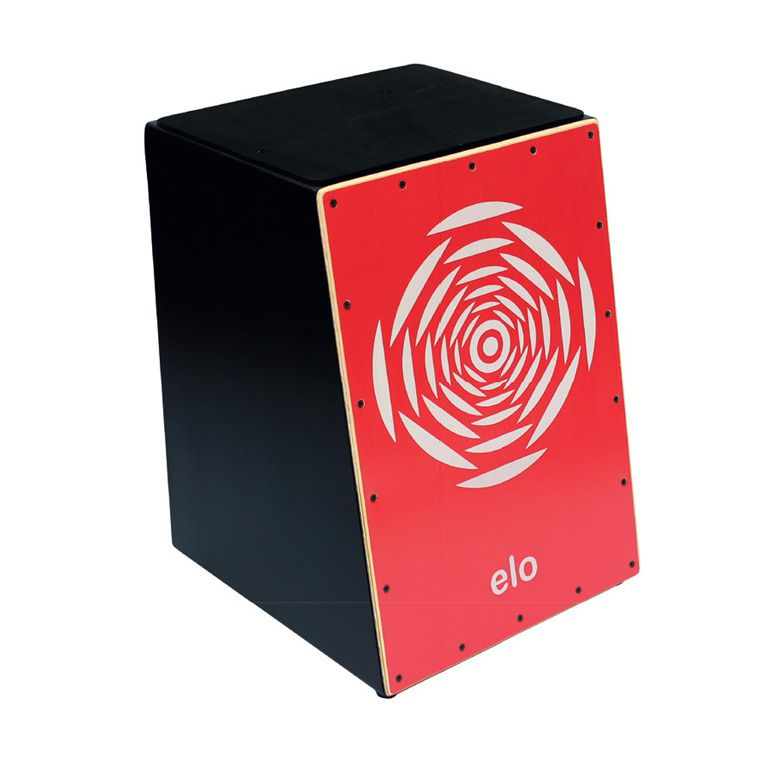 Cajon Percussion Elo EL500 Colors - Acústico