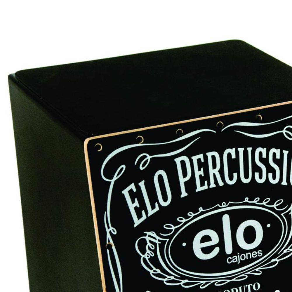 Cajon Percussion Elo EL 505 Colors - Acústico