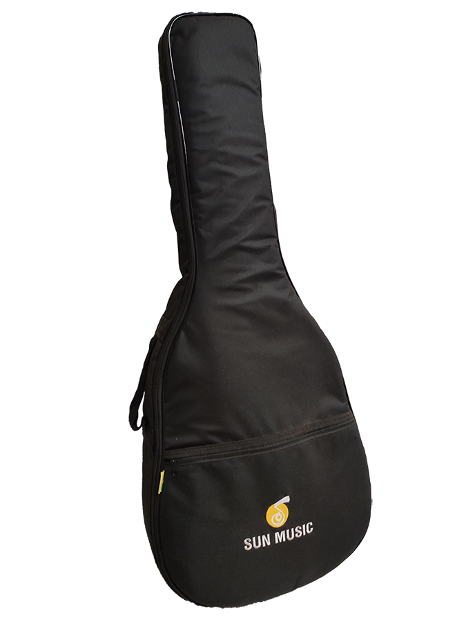 Capa para violão AVS / Sun Music - CH100 Super Luxo