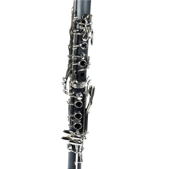 Clarinete Jahnke Sib 17 Chaves Niquelado