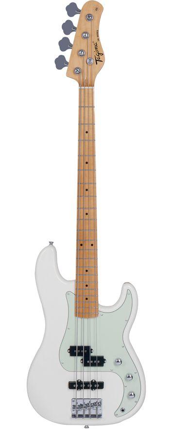 Contrabaixo Tagima TW-65 Woodstock - White Vintage