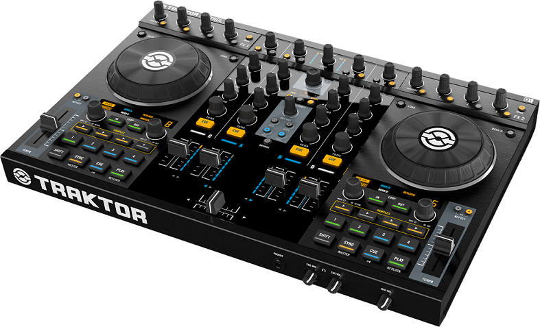 Controlador Native Instruments Traktor Kontrol S2 Kit
