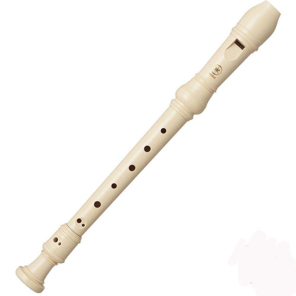 Flauta Doce Yamaha Soprano Germânica YRS-23
