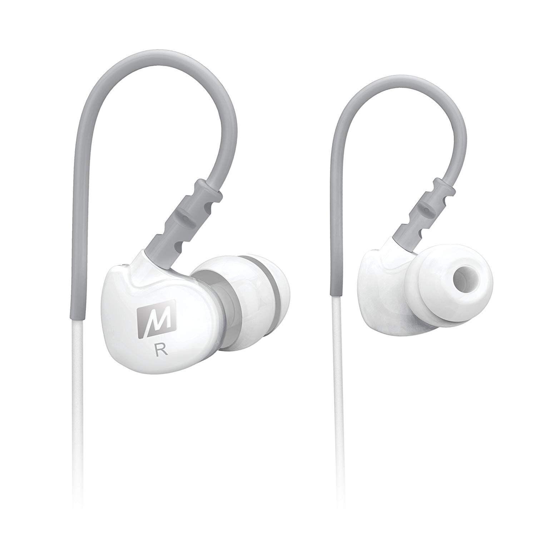 Fone de ouvido Mee Audio M6P Sport-Fi Branco