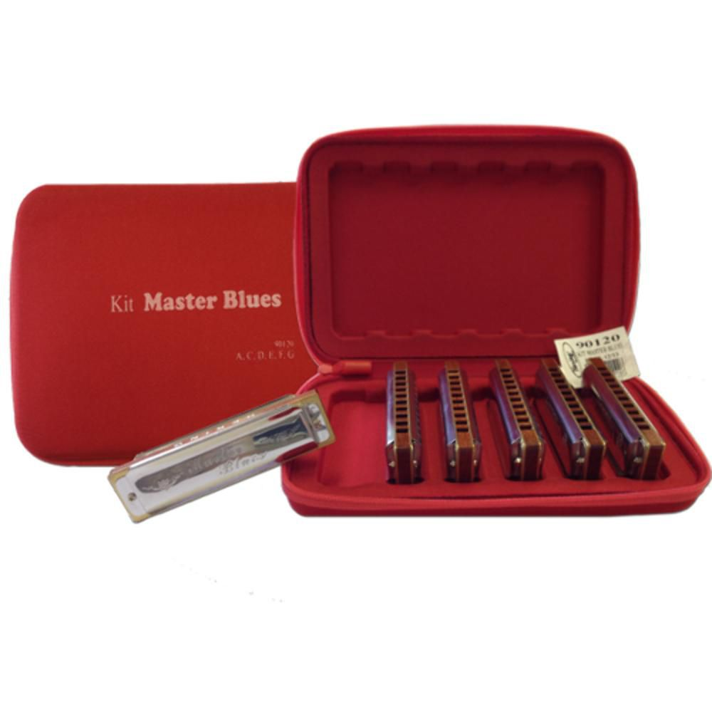 Kit Gaitas Hering Master Blues 90120