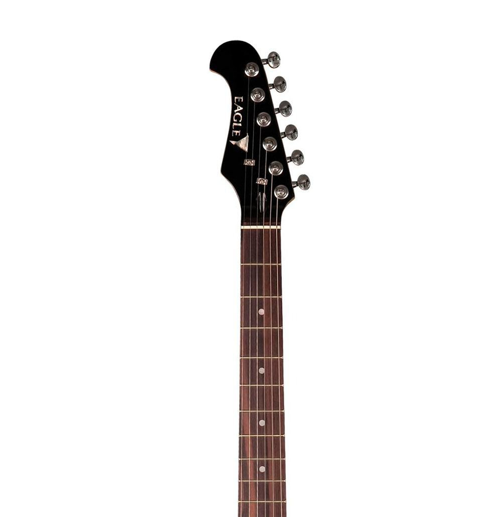 Guitarra Eagle STS001 Stratocaster Preta