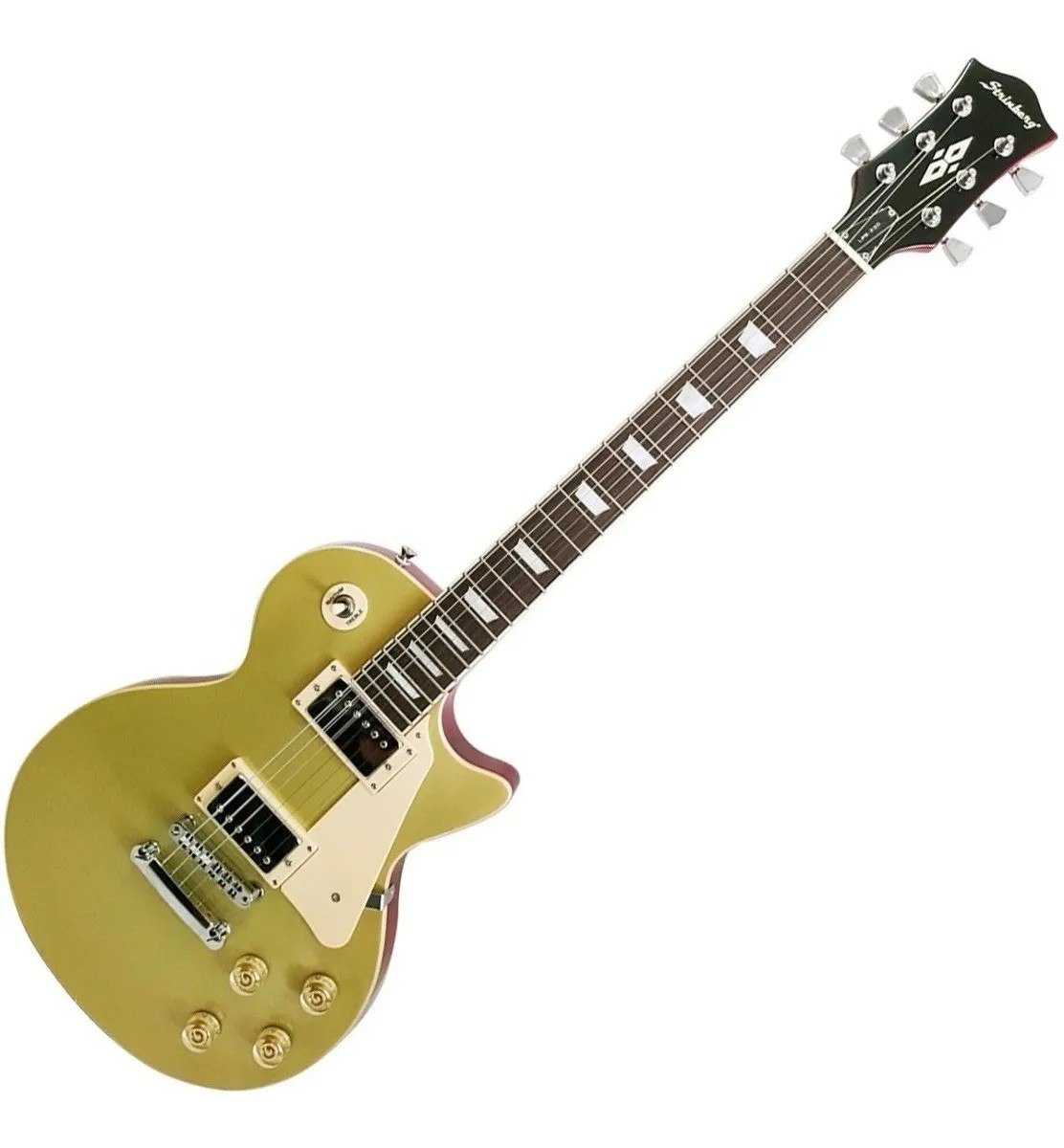 Guitarra Les Paul Strinberg LPS-230 Gold