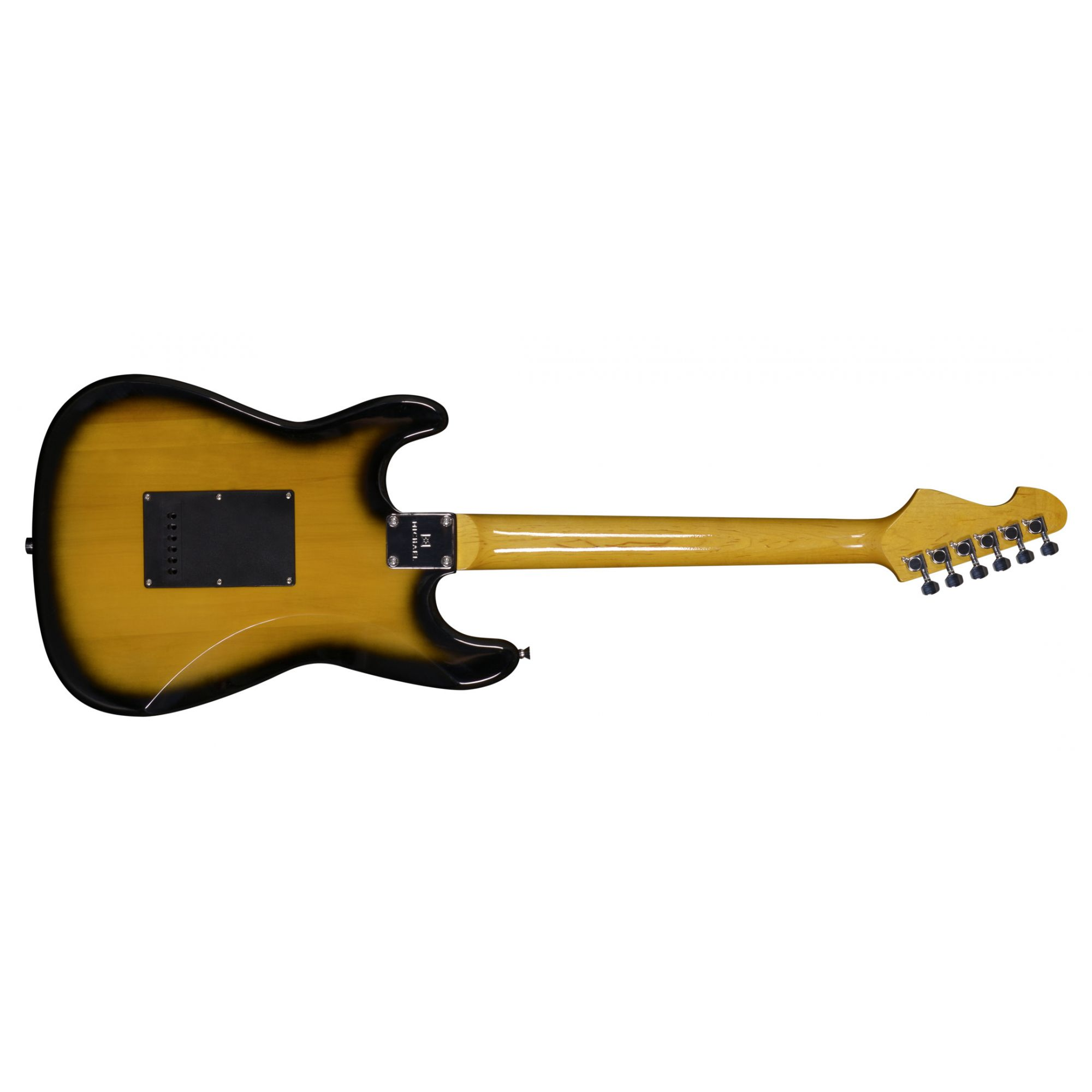 Guitarra Michael GM222N Sunburst Black