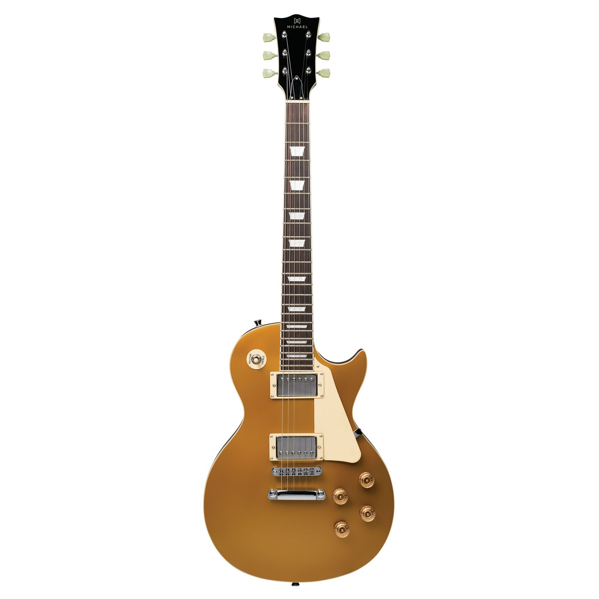 Guitarra Michael Les Paul GM750 Strike - Gold Top