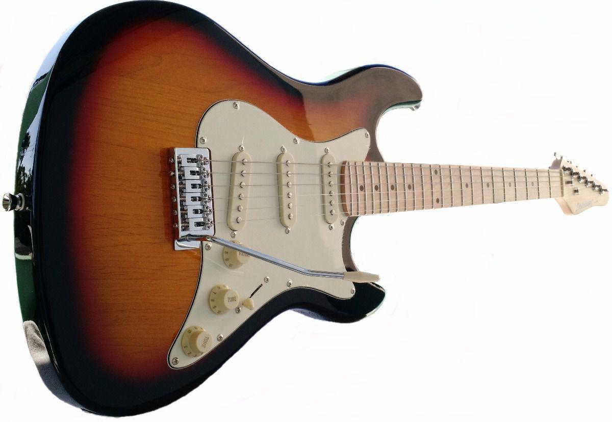 Guitarra Stratocaster Strinberg STS-100 Sunburst