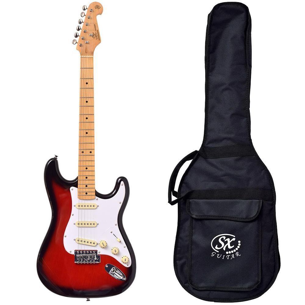 Guitarra Stratocaster SX SST57 Vintage Sunburst