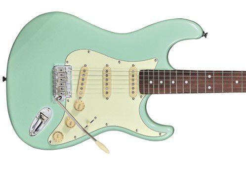 Guitarra Tagima TG-530 Woodstock - Surf Green