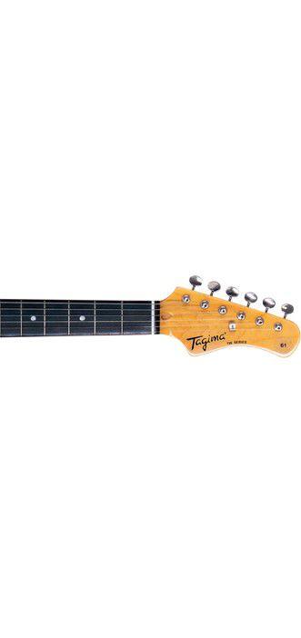 Guitarra Tagima TW-61 Woodstock - Fiesta Red