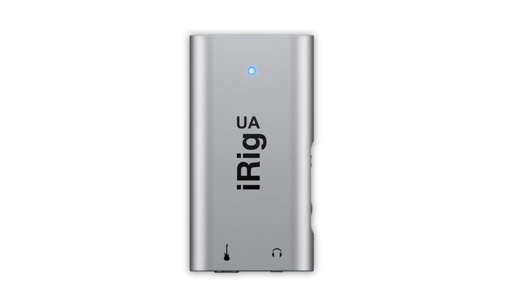 Interface IK Multimedia iRig UA - Android