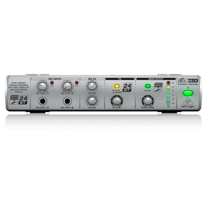 Karaokê Behringer MIX 800 Multi Processador