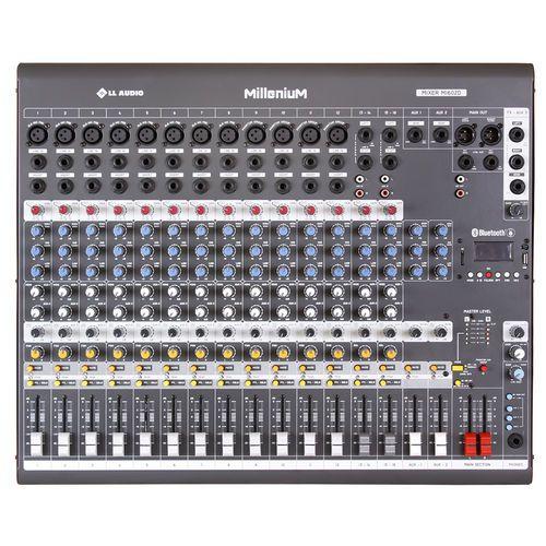 Mesa de Som LL Áudio Millenium MX-1602D