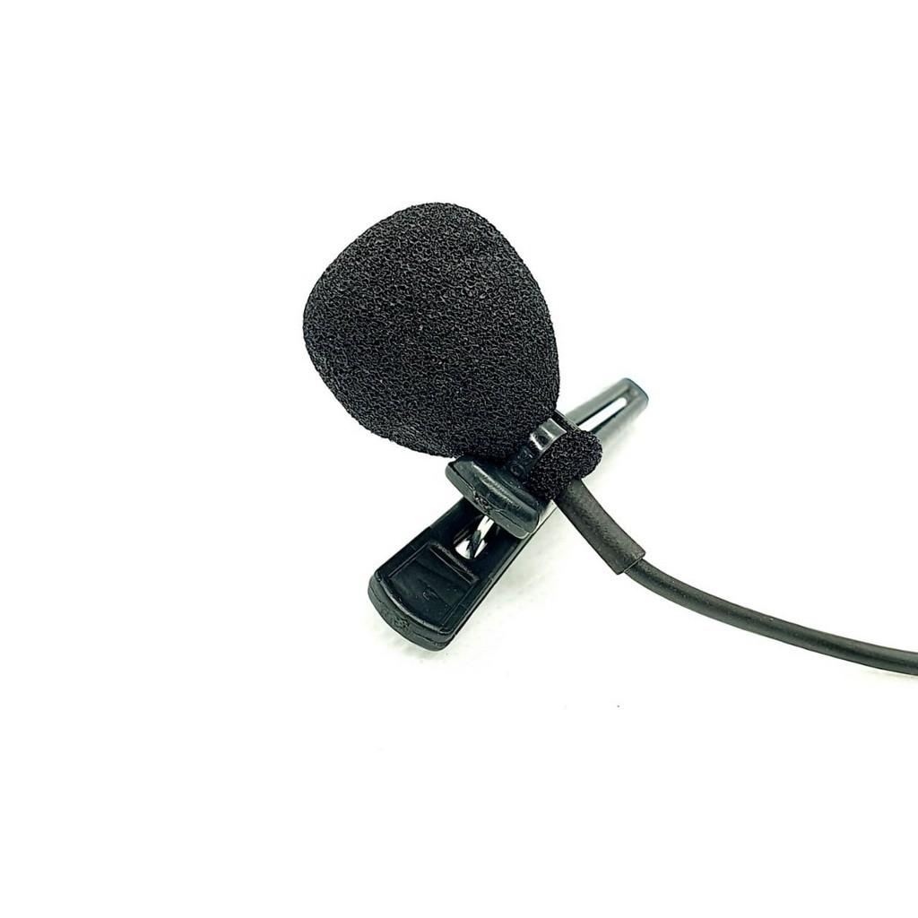Microfone de Lapela New Live SPL-60