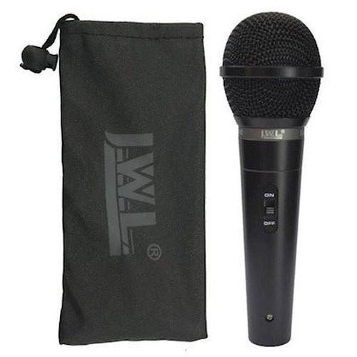Microfone Dinâmico com Fio JWL BA-30
