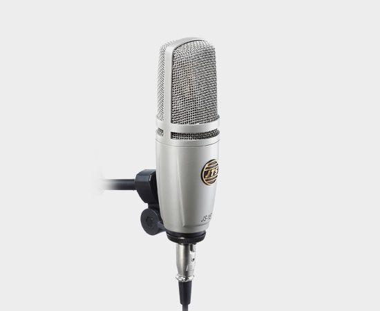 Microfone Condensador  JTS JS-1E