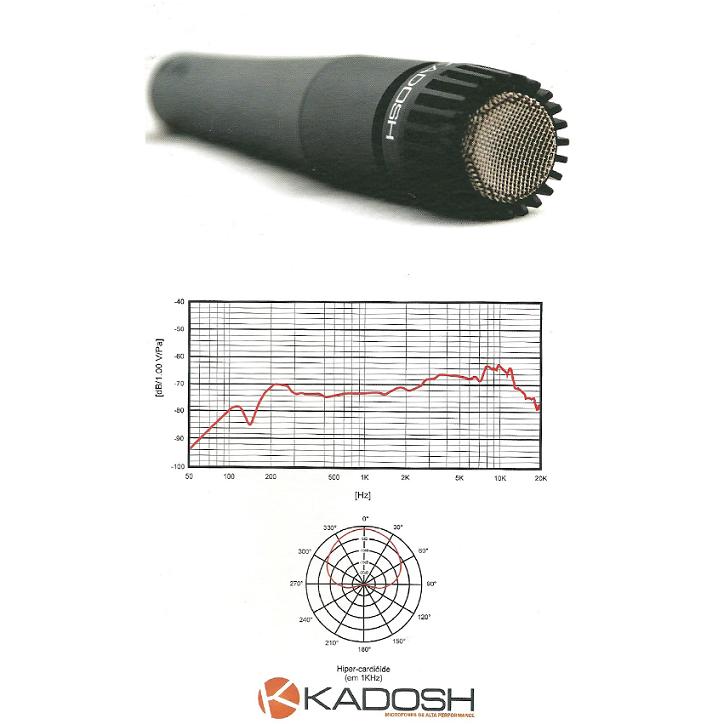 Microfone Kadosh K57
