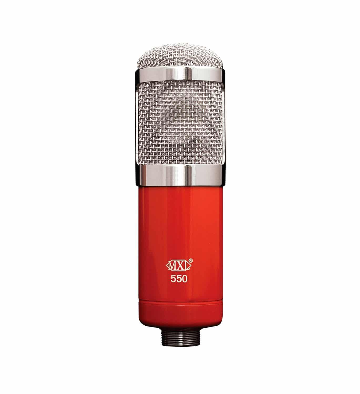 Microfone MXL 550/551 - Kit Condensadores