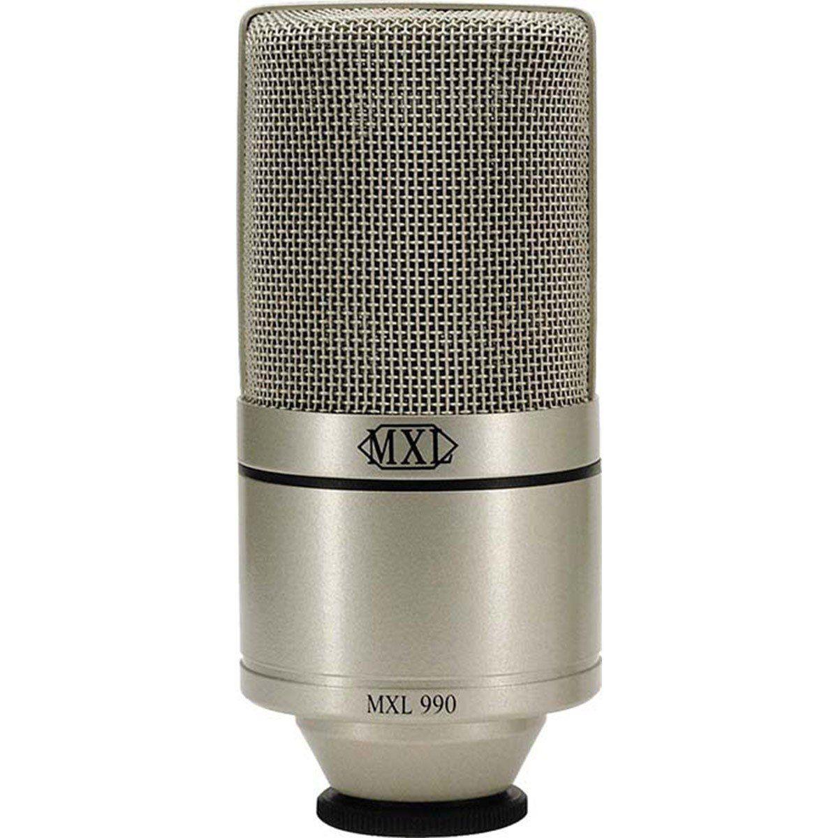 Microfone MXL 990 - Condensador