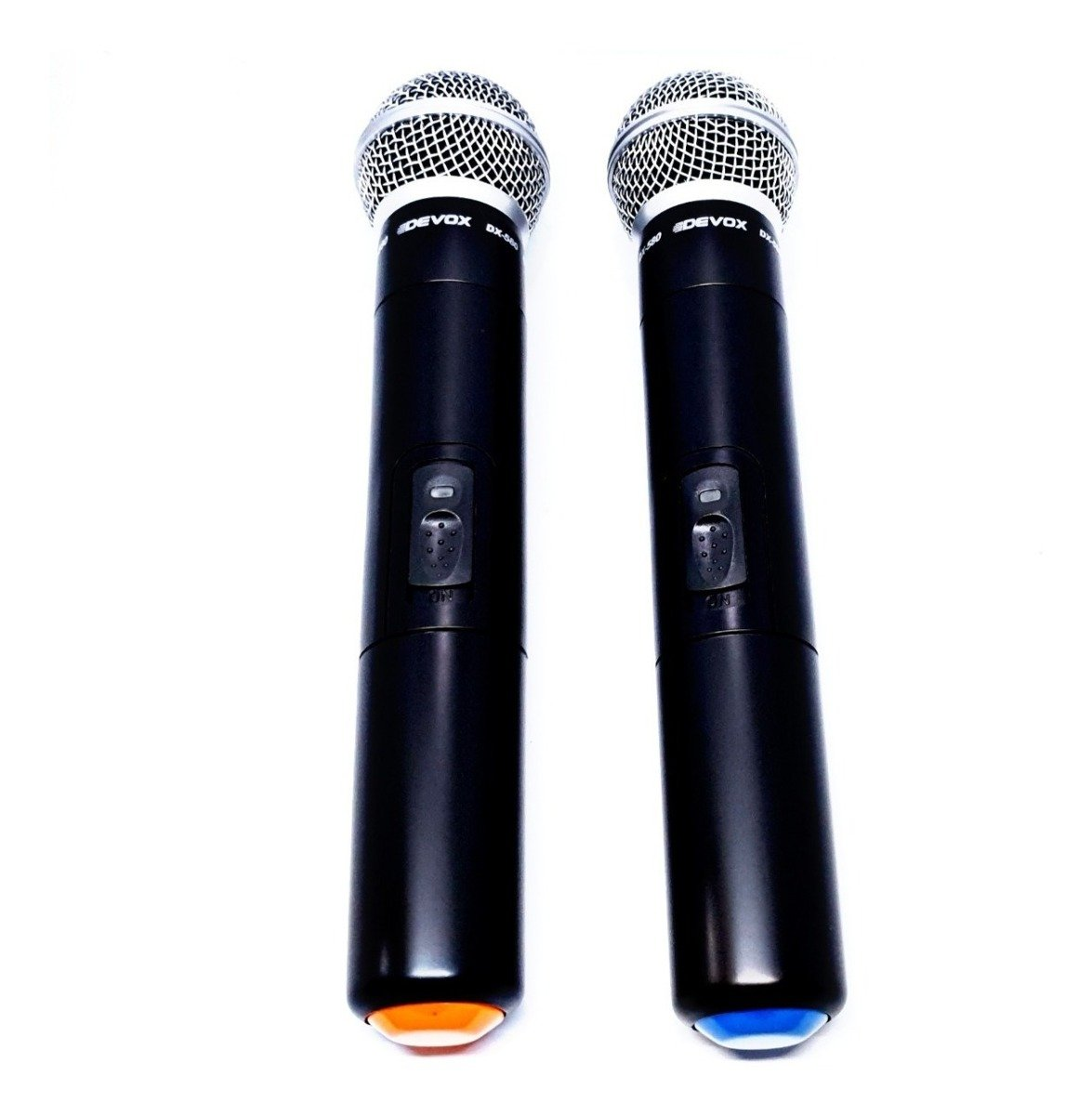Microfone Profissional Sem Fio Devox DX-580