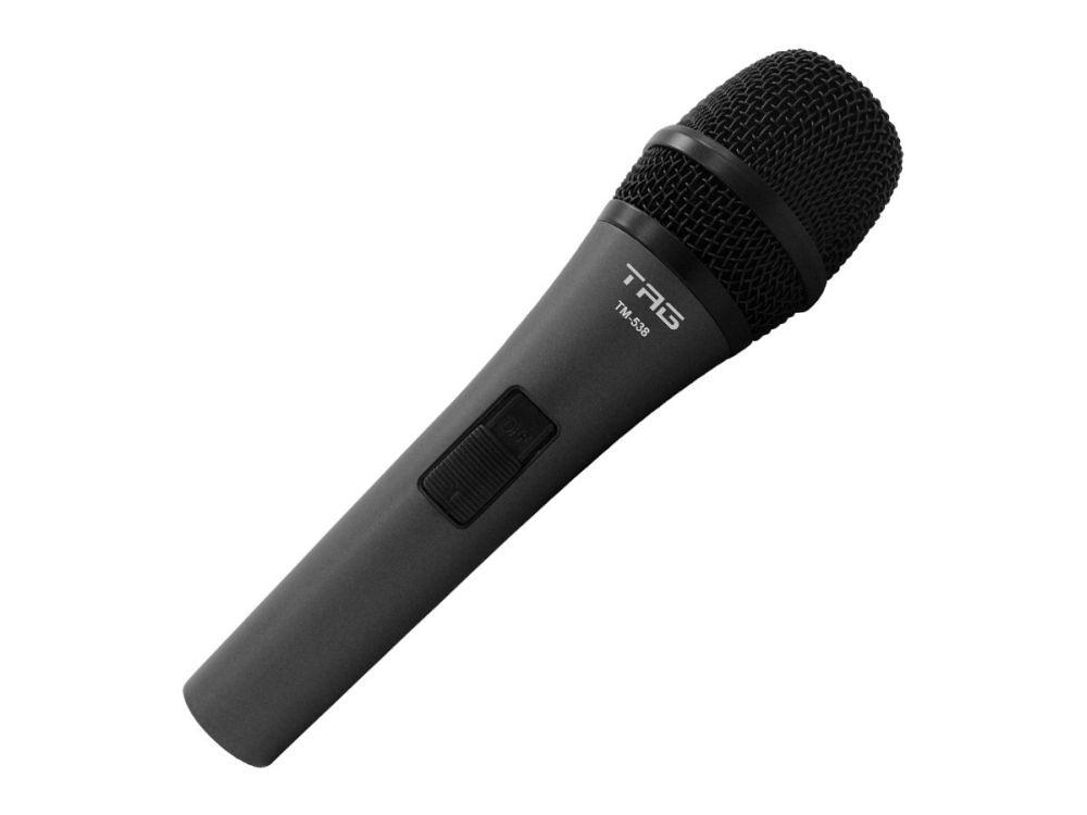 Microfone Tagima Tag Sound TM-538