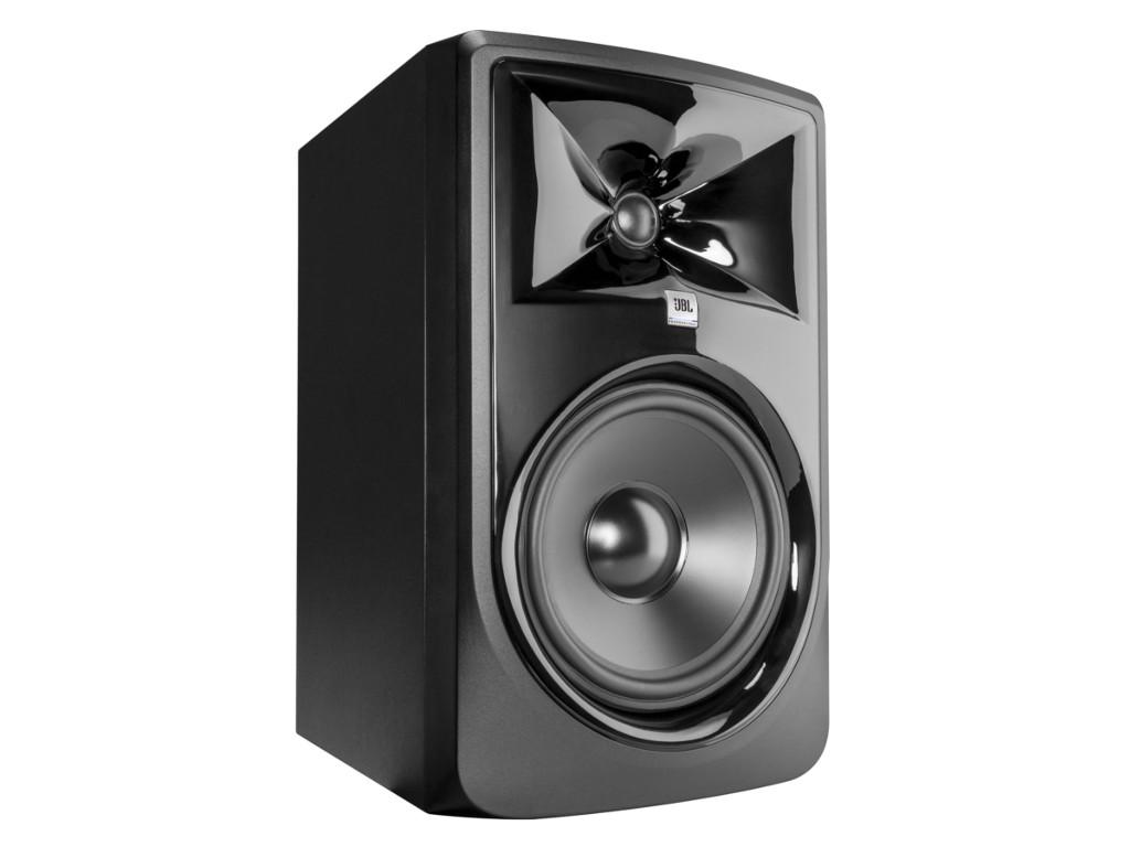 Monitor de Referência Estúdio JBL 308P MkII
