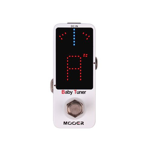 Pedal Mooer Baby Tuner - Afinador Digital