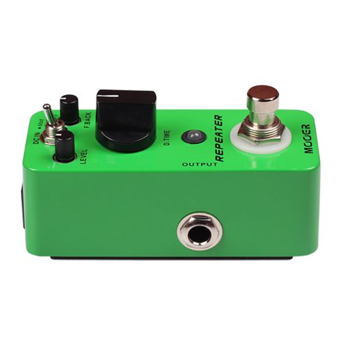 Pedal Mooer Repeater - Digital Delay