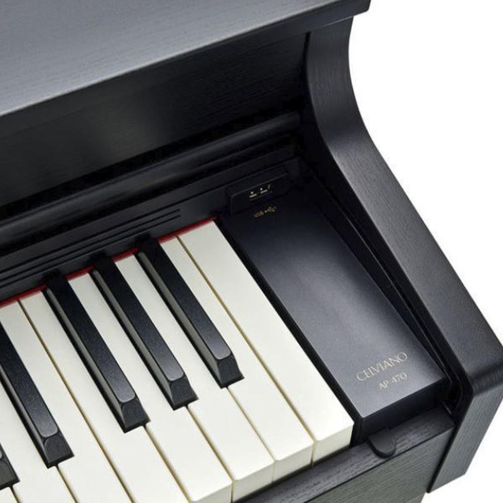 Piano Digital Casio Celviano AP-470 Preto