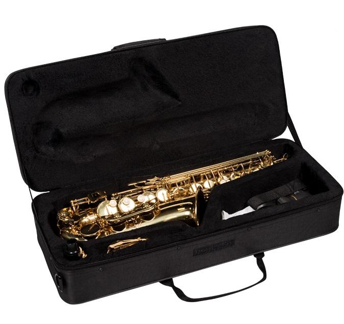 Saxofone Alto Vogga VSAS701N Laqueado