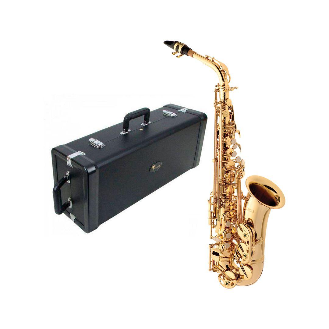 Saxofone Eagle Alto SA-501 em MIB