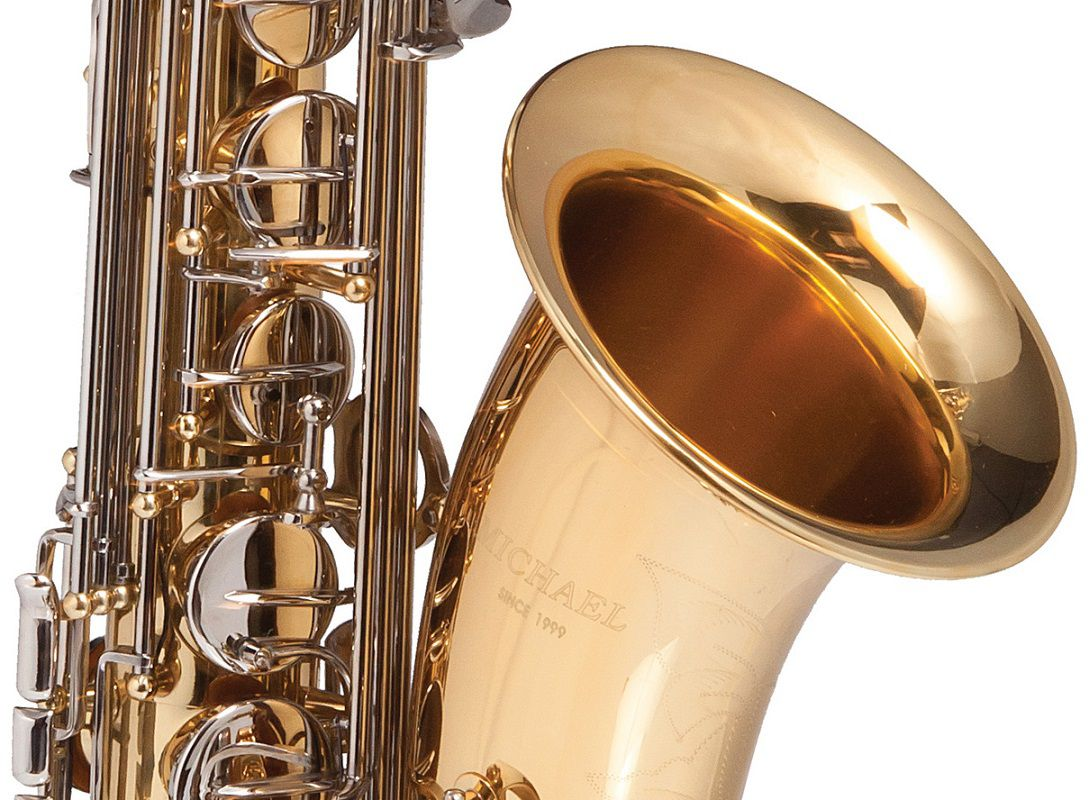 Saxofone Michael Tenor  WTSM49 em Sib