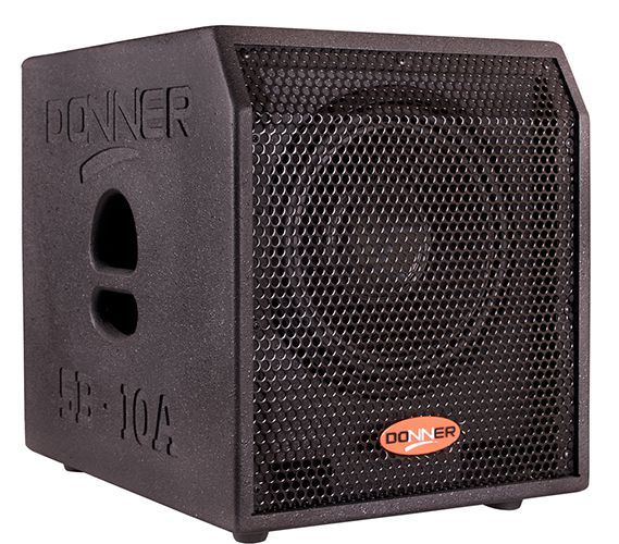 Subwoofer Ativo Donner SB 10A