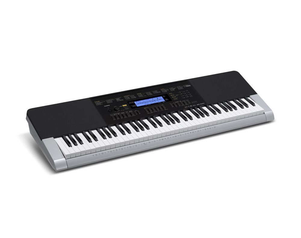 Teclado Casio WK240 Workstation