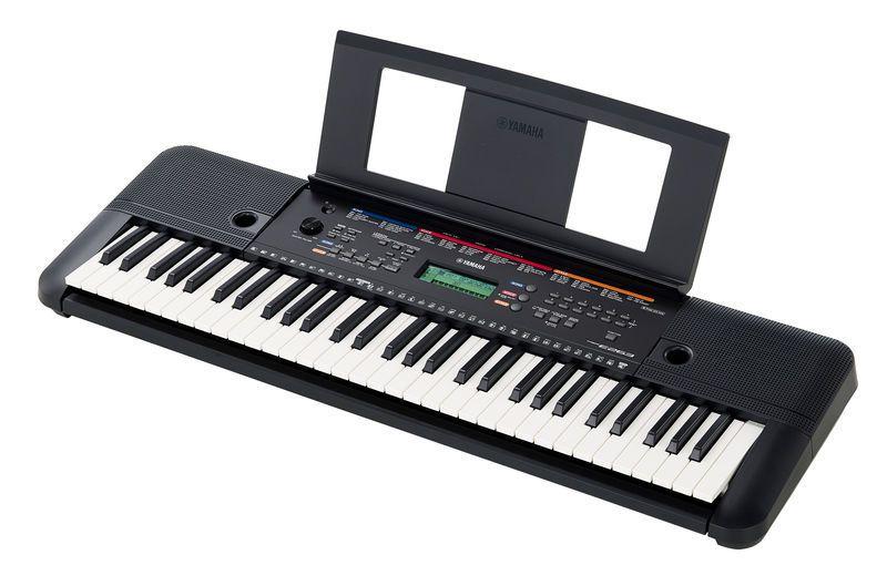Teclado Yamaha PSR E263