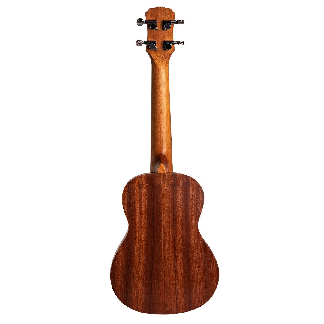 Ukulele Concert Malibu 23 Sapele Natural
